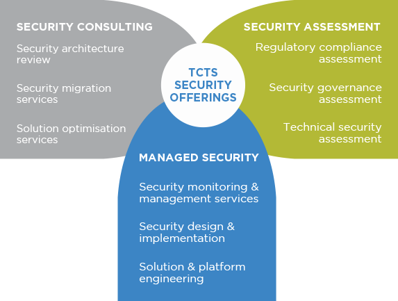 TCTS Security Offerings